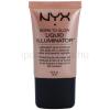 NYX Cosmetics Liquid Illuminator élénkítő + minden rendeléshez ajándék.