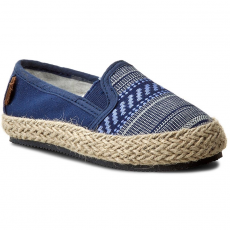 Pepe Jeans Espadrilles PEPE JEANS - Game Navajo Kids PBS10062 Blueprint 548