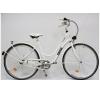 Kenzel Nostalgic Deluxe Fehér NEXUS 3 AGYVÁLTÓVAL city kerékpár