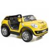 Hecht Gyerek játékautó Toy Car MINI Beachcomber sárga