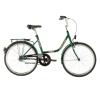 Kenzel Loreta Zöld city kerékpár
