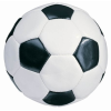 Műbőr foci (fekete fehér)