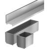 ACO SELF horganyzott acél tisztítóelem 105mm-es résmagasság, L=500