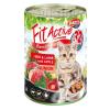 Panzi Fit Active Kitten Beef & Lamb konzerv 415g
