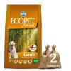 Ecopet Natural Adult Mini Lamb 2*14kg