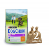 Purina Dog Chow Adult Small Breed 2*7,5kg