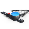 Lishinu Light Lock automata póráz, kék 3m
