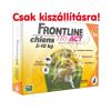 Frontline Tri-Act 5-10kg, 3 ampulla/doboz