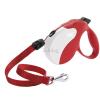 Ferplast Amigo flexipóráz Medium, piros-fehér