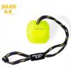 Julius-K9 Julius K-9 zsinóros fluoreszkáló labda 6cm