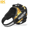 Julius-K9 Julius K-9 IDC Powerhám méret 0, Autumn Touch (sárga terep)