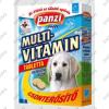 Panzi multivitamin tabletta kölyköknek 100 db