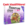 Frontline Tri-Act 20-40kg, 3 ampulla/doboz