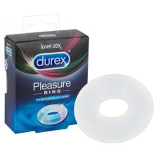 Durex Durex Pleasure Ring Intense - péniszgyűrű (áttetsző) péniszgyűrű