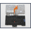 Lenovo IBM ThinkPad X60 trackpointtal (pointer) fekete magyar (HU) laptop/notebook billentyűzet