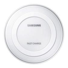 Samsung Galaxy S6 Edge+ vezeték nélküli gyors töltő, fehér, Wireless Charging Pad, EP-PN920BW mobiltelefon kellék
