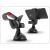 Haffner Univerzális PDA/GSM autós tartó - csipeszes - fekete/piros