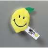 NICI Smiley Plüss hűtőmágnes citrom 6 cm