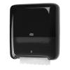 Tork Kéztörlő adagoló, H1 rendszer, TORK, fekete (KHH522)