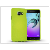 Haffner Samsung A310F Galaxy A3 (2016) szilikon hátlap - Jelly Flash - lime