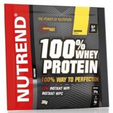NUTREND 100% WHEY PROTEIN 20x30g táplálékkiegészítő