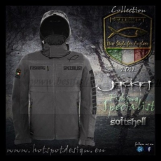 Hotspot Design - Jacket Fishing Specialist L-méret