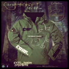 Hotspot Design - Jacket Carpfishing Eco Verde XL-méret