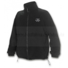 Authentic fleece jacket L black