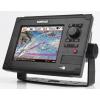 GPS, Térképplotter GPS, Térképplotter Simrad NSS7 érintõképernyõs multifunkciós kijelzõ