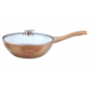 Royalty Line Kerámia bevonatos wok 28 cm RL Copper