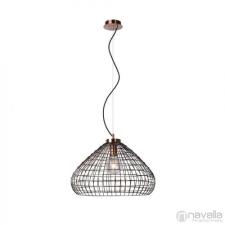 Lucide MOINO 71360/50/17 réz 1 x E27 max. 60W Ø50 x 38-138 cm világítás