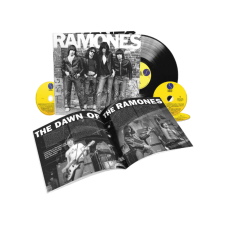 Ramones (40th Anniversary Deluxe Edition) CD+LP hobbi, szabadidő