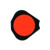 EUROLITE Dichro filter tartóval világos piros type 4 51845854