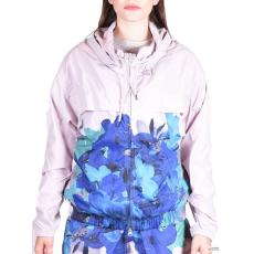 Adidas PERFORMANCE Női Végigzippes pulóver RUN BLOSSOM JKT