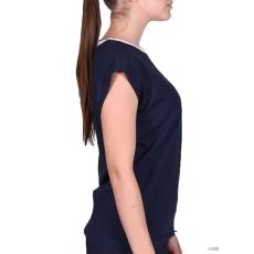 EmporioArmani Női Rövid ujjú T Shirt WOMANS KNIT T-SHIRTWHEAT