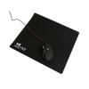 Gembird MP-GAME-S Gaming fekete S-méretű egérpad