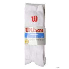 Wilson Unisex Boka zokni Tennis Premium Crew