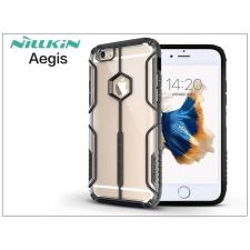 Apple iPhone 6 Plus/6S Plus hátlap - Nillkin Aegis - transparent/fekete tok és táska