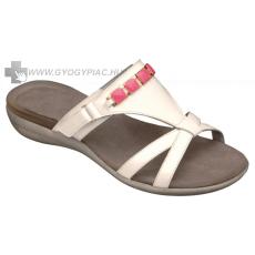Scholl Lynn Női papucs fehér fuxia 36, 40