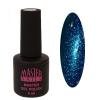 Master Nails MN 6ml Gel polish/212 Gyémánt Óceán   gél lakk 6 ml-es kiszerelésben