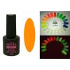 Master Nails MN 6ml Gel polish FLUO-04 Sötétben és UV fényben világító gél lakk 6ml-es kiszerelésben