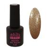 Master Nails MN 6ml Gel polish/122 Gyémánt Óarany  gél lakk 6 ml-es kiszerelésben