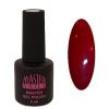 Master Nails MN 6ml Gel polish/117 Borvörös    gél lakk 6 ml-es kiszerelésben