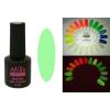 Master Nails MN 6ml Gel polish FLUO-08 Sötétben és UV fényben világító gél lakk 6ml-es kiszerelésben