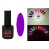 Master Nails MN 6ml Gel polish FLUO-16 Sötétben és UV fényben világító gél lakk 6ml-es kiszerelésben