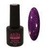 Master Nails MN 6ml Gel polish/133 Csillámos Árvácskagél lakk 6 ml-es kiszerelésben