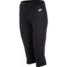 Lotto LEGGINGS MID RIDE BS női nadrág fekete R4391