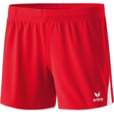 Erima 5-CUBES Shorts piros/fehér rövidnadrág