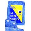 Takaróponyva 3x5m kék 50g/m2 +/-5%
