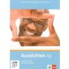 Aussichten A2 Arbeitsbuch + CD + DVD